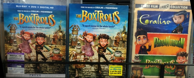 boxtrolls dvd