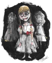 Annabelle (2014) - Oct. 14, 2015