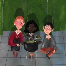 Harry Potter / Polyjuice Potion (2015)