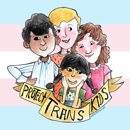 2017 - Protect Trans Kids