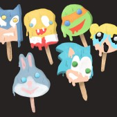 Melty Popsicles