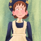Peggy Parish's Amelia Bedelia (Fan Art)
